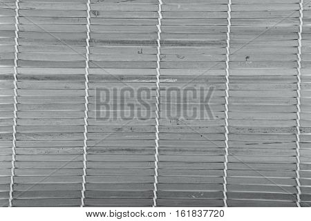 Texture From Bamboo Wooden Background