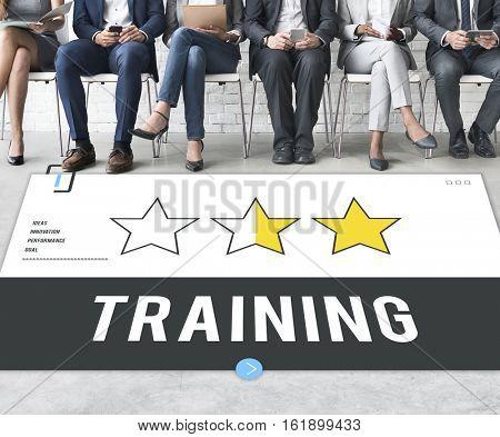 Development Learning Success Training Concept
