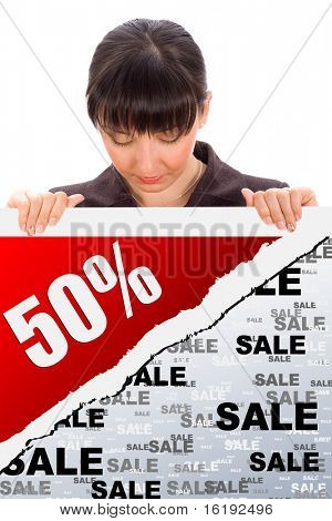 fifty percent discount