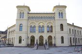 picture of nobel peace prize  - Nobel Peace Centre  - JPG