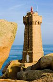 foto of por  - Pors Kamor lighthouse - JPG