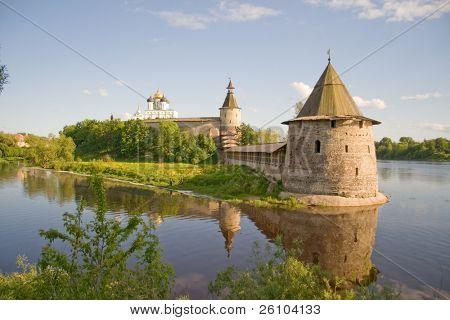Russia. Pskov. Kremlin