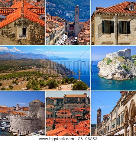 Beauty of Dubrovnik, Croatia