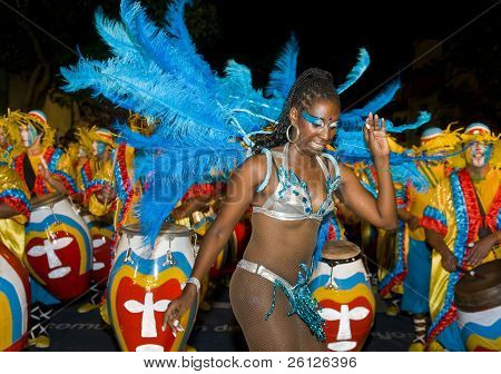 Carnaval In Montevideo