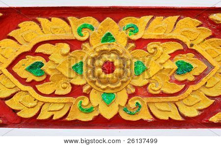Thai Art Details