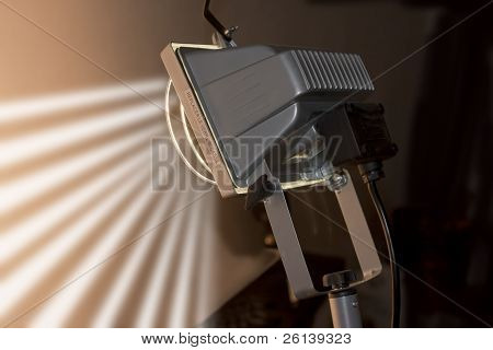 Studio Light Close Up