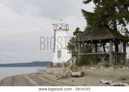 Dofflemeyer Point Lighthouse