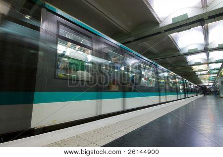 Accelerating Metro