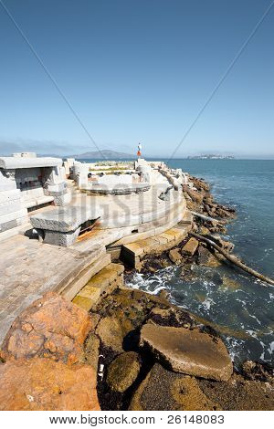 Wave Organ San Francisco Bay