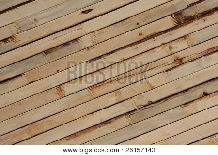 Stack of 2x4's for pattern or background
