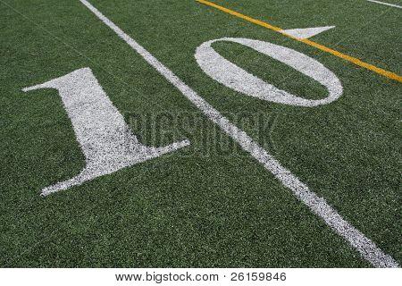 The Ten yard line