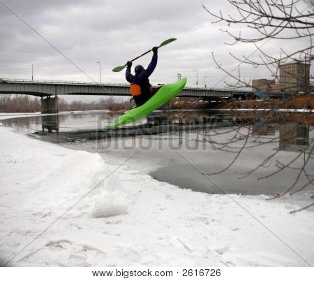 Flying Kayak