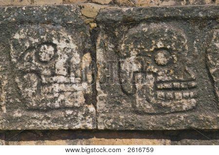 Skulls Relief