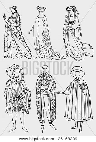 Anthic Gothic Costumes