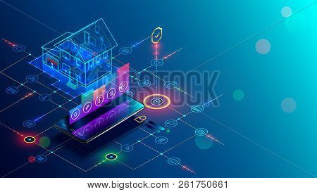 Smart Home With Internet Of