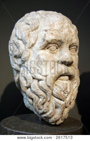 Greek Philosopher, Socrates