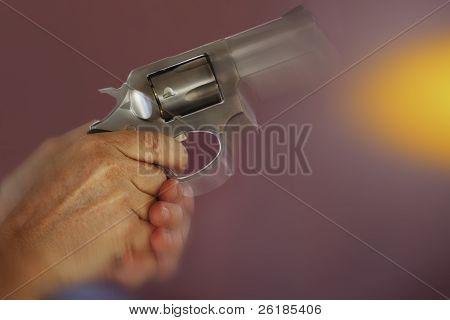 Firing A .357 Magnum