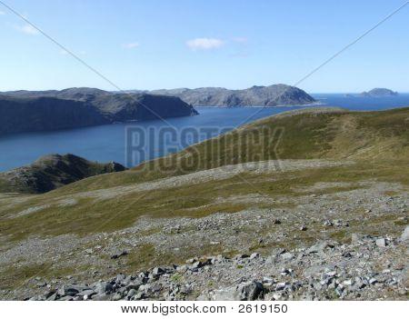 Northern Europe Landscape