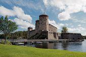 pic of olaf  - Savonlinna castle  - JPG