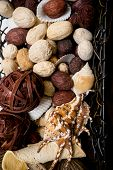 A Collection Of Scented Potpourri Fill The Frame poster