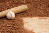 image of baseball bat  - Baseball  - JPG