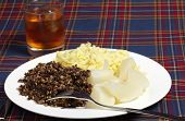 stock photo of haggis  - Haggis - JPG