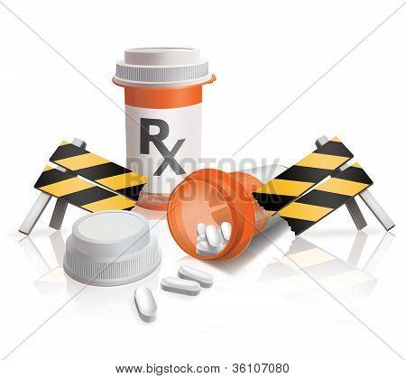 Broken Prescription Barrier