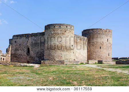 Fortress Akkerman, Ukraine