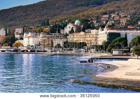 Opatija, Kroatien