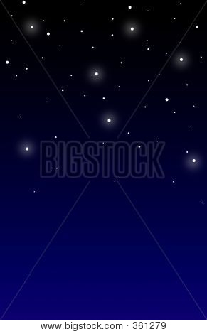 Night Sky Background