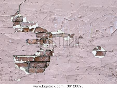 Exposed Brick, horizontal