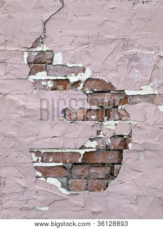 Exposed Brick, vertical