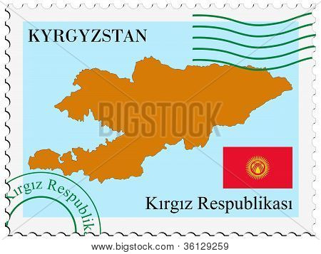 mail to-from Kyrgyzstan