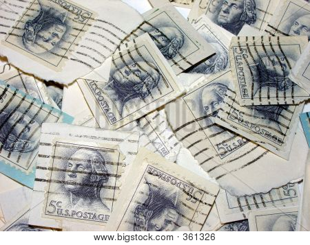 Washington Stamps