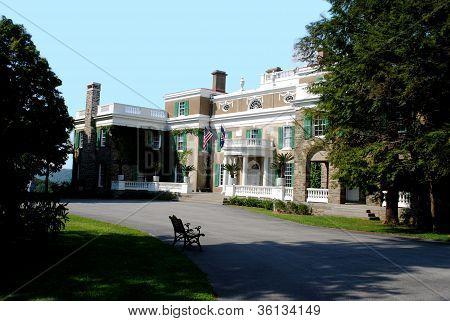 President Roosevelt's Residence