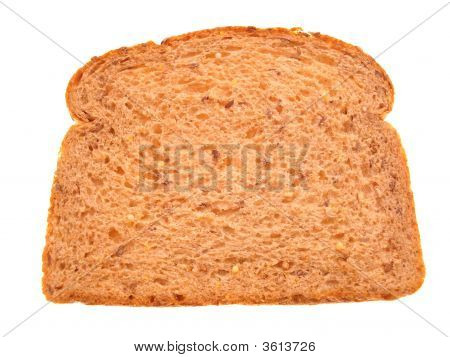 Multigrain Bread Slice.
