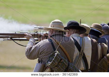 Infantaria de guerra civil