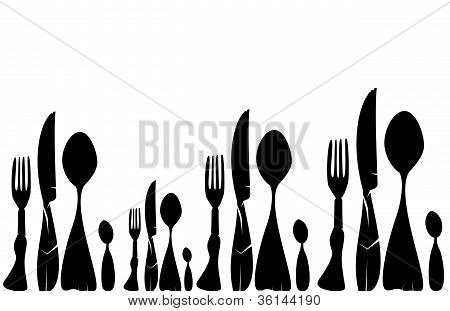 Texture Cutlery