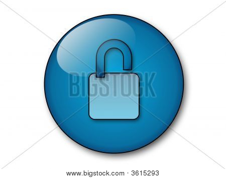 Aqua Security Web Button