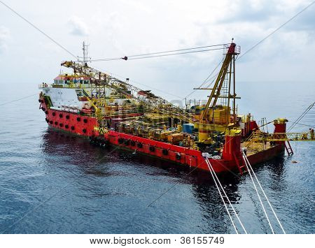 Offshore Barge