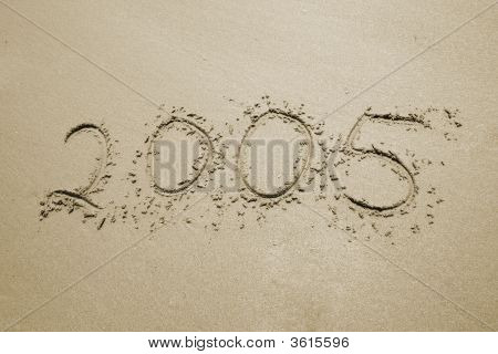2005 In Sand