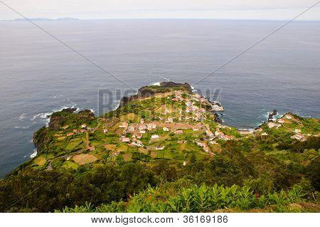 Village - Faja, Sao Jorge Island