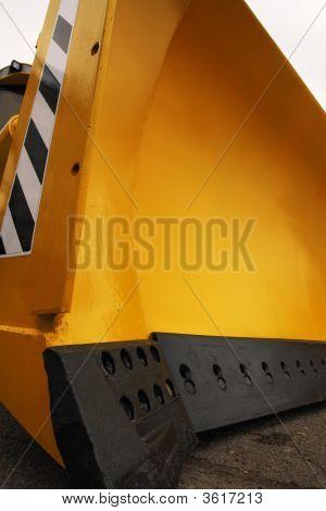 Bulldozer Plate.