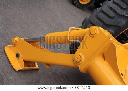 Hydraulic Support.