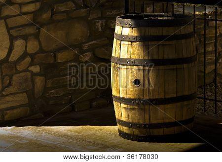 A Barrel, A Cask, A Keg