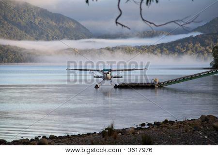 Waterplane At Shore