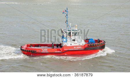 Red Tug