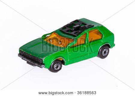 Old Broken Toy Car (1970)