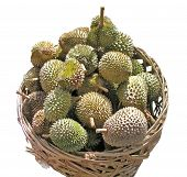 Basket Of Durians