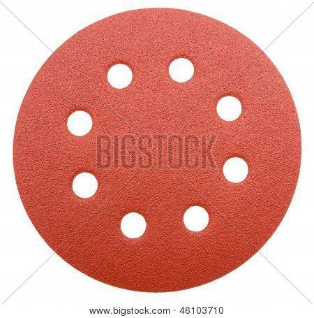 Perforated Abrasive Wheel